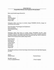 contoh surat kuasa mengurus imb mosik express