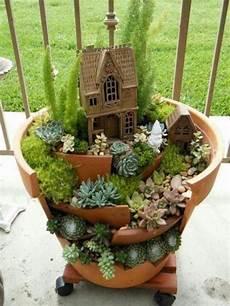 Gartendeko Aus Holz Selber Machengartendekoration Selber