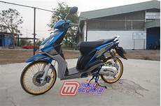 Modifikasi Beat 2012 by Modifikasi Beat 2012 Cikarang Perdana Bersolek