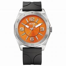 hugo orange 1512898 s orange black silicon