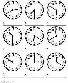 telling time worksheets telling the time worksheet time in telling time in