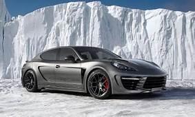 Tuning Porsche Panamera Stingray GTR Restyling / TopCar