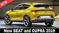 10 New Seat Cars And Cupra Performance Vehicles Of 2019