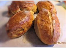 my hard rolls  for bratwurst image