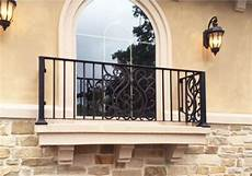 Wrought Iron Balcony Railing Factory Manufacturers And