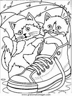 Tierbaby Ausmalbilder Katzen 30 Gratis Malvorlage In Katzen Tiere Ausmalen