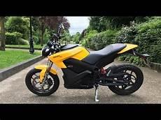 Moto 125 233 Lectrique Zero S Zf13 0 Essai Un Roadster