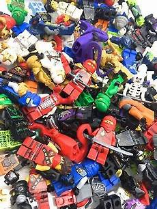 Lego Ninjago Malvorlagen Ebay Lego Lot Of 5 Ninjago Minifigures Randomly Picked Zane