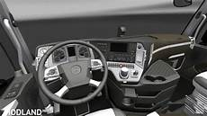 mercedes actros mp4 interior mod for ets 2