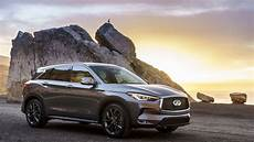 reved 2019 infiniti qx50 is one sleek suv roadshow