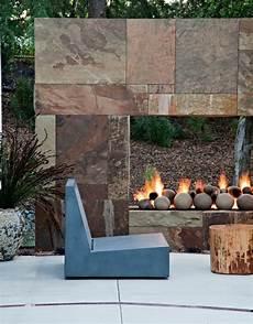 Kamin Im Garten - 1001 ideen zum thema offener kamin gemauerter kamin