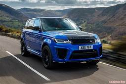 VR Tuned ECU Tuning Box Kit Range Rover Sport SVR