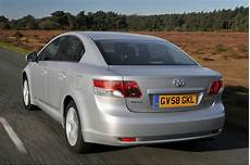Toyota Avensis 2009 2011 Used Car Review Car Review