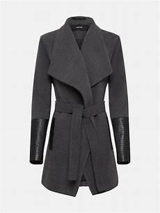 vero moda jacke cala in dunkelgrau schwarz bei about