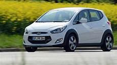 Hyundai Ix20 Crossline Exklusiver Mini Auf Abwegen