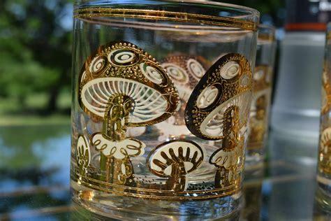 Mushroom Cocktail Glass