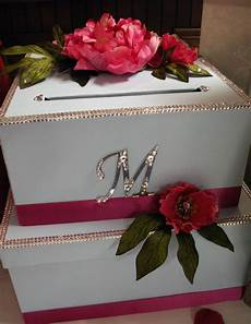 How To Make Wedding Gift Card Box