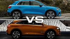 ds7 crossback 2019 2019 audi q3 vs 2018 ds7 crossback technical
