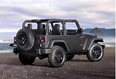 2014 Jeep Wrangler Willys Wheeler Edition Goes Back To The