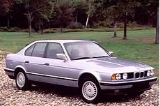1990 Bmw 525i Review 1990 96 bmw 5 series consumer guide auto