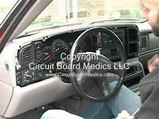 electronic stability control 1998 chevrolet suburban 2500 instrument cluster service manual how to remove dash on a 2004 gmc sierra 1500 service manual dash removal 1999