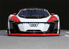 Audi E Vision Jumps From Ps4 To The Race Track