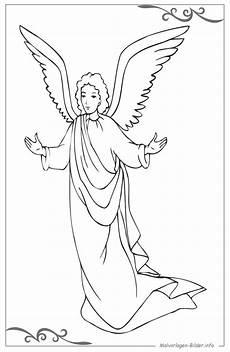 Engel Bilder Malvorlagen Engel Malvorlagen Kostenlos Am Computer Bildschirm