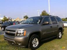 2007 graystone metallic chevrolet tahoe ls 12798839 gtcarlot com car color galleries