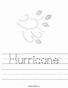 hurricane worksheet twisty noodle