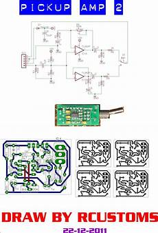 emg pa2 schematic pcb layout luthiery 2019 guitar