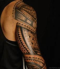 53 Ravishing Maori Tattoos On Arm