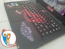 Jual Garskin Laptop Asus A455l Motif Rog Bisa