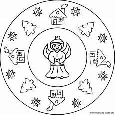 Ausmalbild Weihnachten Umsonst Weihnachten Ausmalbilder Mandala Bilder19