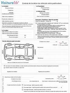 Contrat Location Vehicule Entre Particulier Assurance