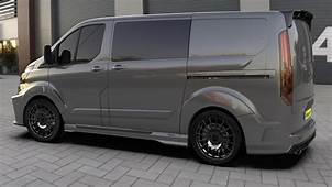 Tradie Tuner Meet The M Sport Inspired Ford Transit