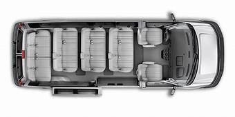 2017 Express Passenger Van Full Size  Chevrolet