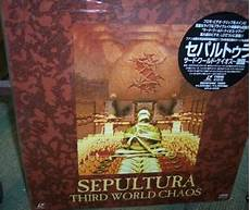 sepultura third world chaos releases discogs