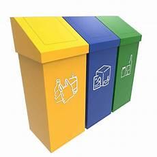 tri selectif poubelle vaesteras poubelle de tri s 233 lectif modulaire 50 litres