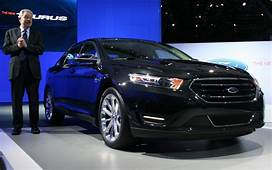 2013 Ford Taurus And SHO First Look  Motor Trend