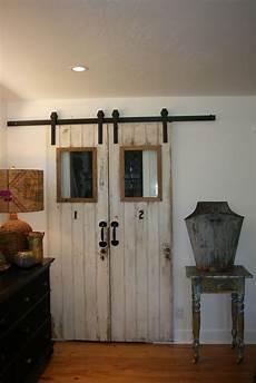 barn door bedroom door the polished pebble the 4 doors barn door project finished