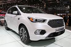 ford vignale kuga ford s kuga vignale concept announces a select suv carscoops