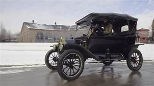 Driving A Ford Model T Is Lot Harder Than Youd Think