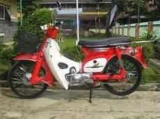 Jual Beli Motor Modifikasi by Jual Motor Bekas Honda 70 Free Modifikasi Motor