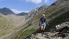 Sportreportage Skyrunner Wenn Der Berg Zur Laufarena