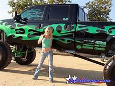 Girls And Trucks Wallpapers  WallpaperSafari