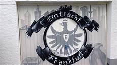 garage frankfurt eintracht frankfurt garage graffiti 2017