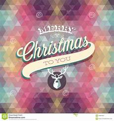 merry christmas poster stock vector image of postcard 34681897