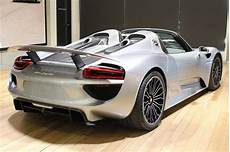 Silver Porsche 918 Spyder For Sale In Australia Gtspirit