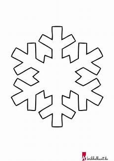 Malvorlage Schneeflocke Pdf Schneeflocken Vorlage Zum Ausdrucken 187 Pdf In 2020