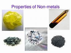 bilder mit metallelementen properties of non metals power point by missmunchie